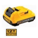 Bateria 12V 2,0 Ah  DeWalt